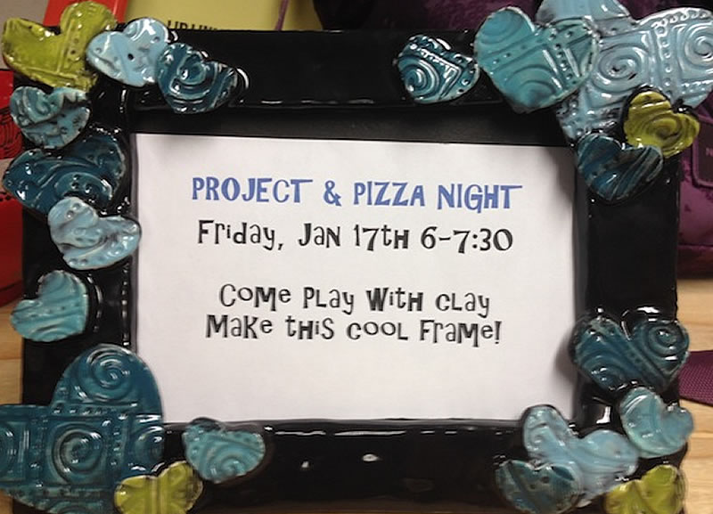 Project & Pizza Night  4
