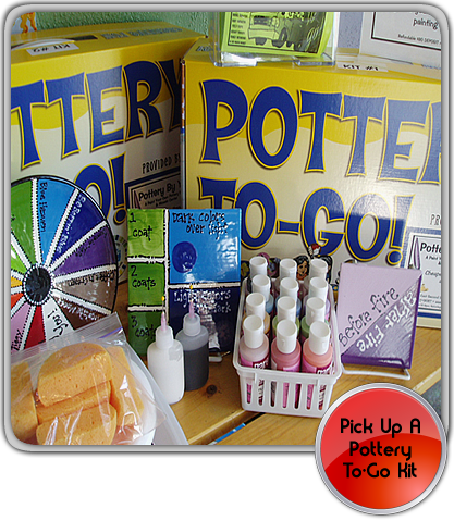 pottery to go kit