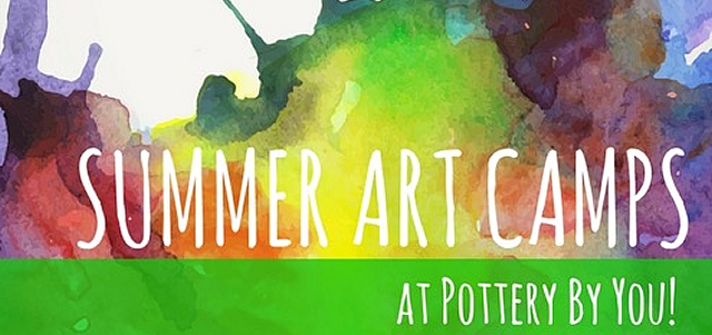 pottery by you summer camp